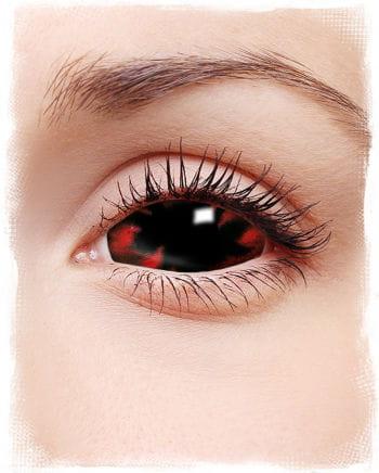 Sclera Motivlinsen Flammen