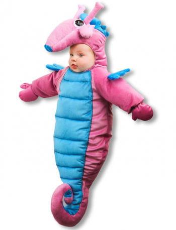 Seepferdchen Baby Kostüm