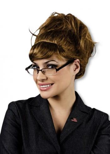 Perücke Sekretärin