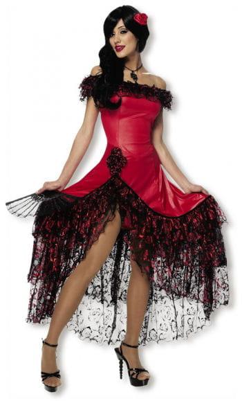 Senorita Kostüm Deluxe