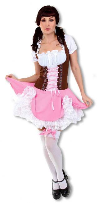 Sexy Heidi Kostüm XLarge