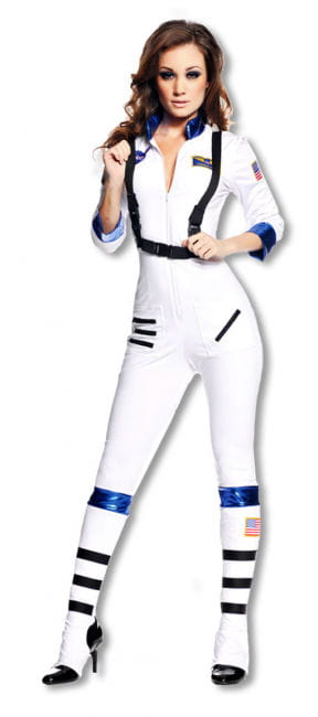 Sexy Spacegirl Catsuit M
