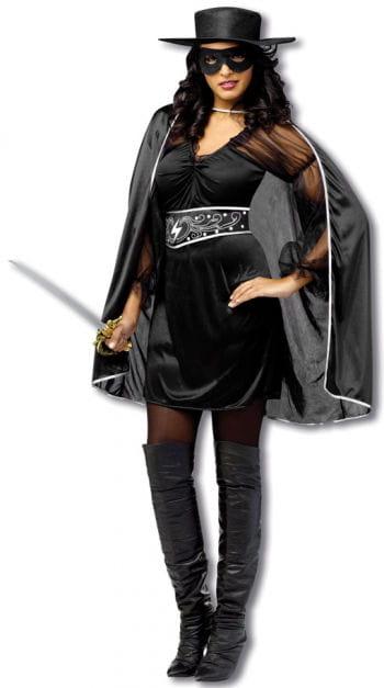 Sexy Banditin Kostüm - M/L M/L 38-40