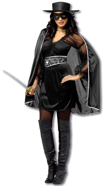 Sexy Banditin Kostüm