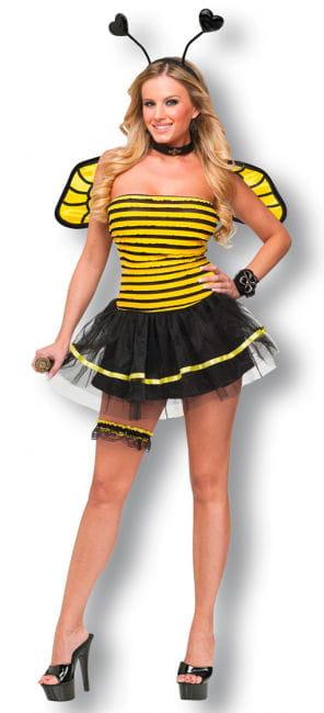 Sexy Bienchen Kostüm