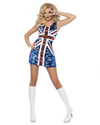 Sexy Britannia Kostm