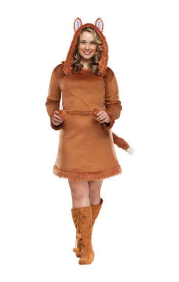 Foxy Lady Kostüm XL