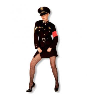 Sexy Generalin Frauenkostüm