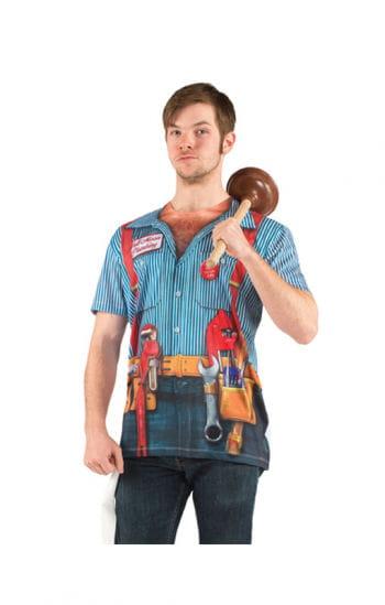 Sexy Installateur T-Shirt