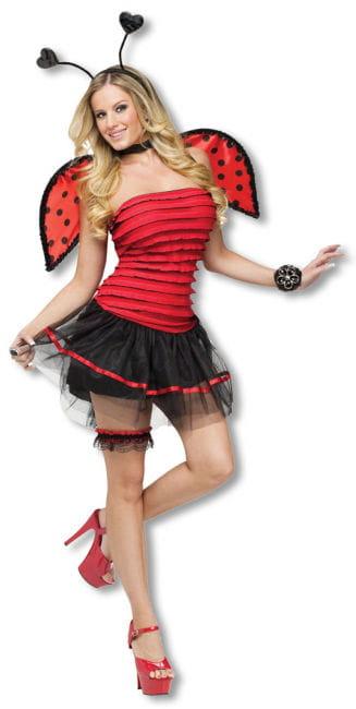 Sexy ladybug costume
