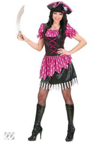 Sexy Pink Fantasy Pirate Bride