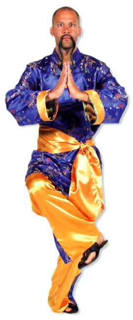 Shaolin Style Costume