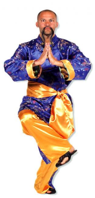 Shaolin Style Kostüm XL