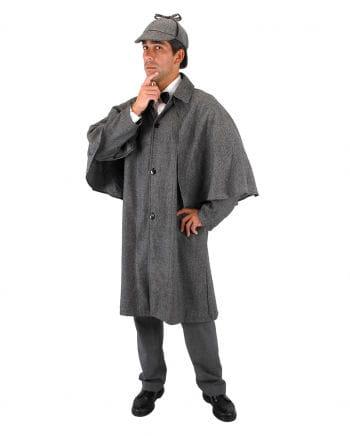 Detektiv Kostümmantel Sherlock Holmes