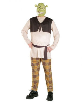 Mr. Shrek Costume Deluxe