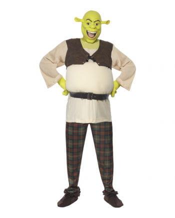 Shrek Kostüm Deluxe