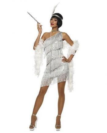 Schimmerndes Flapper Kostüm
