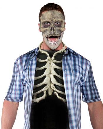 Knochen Torso Kostümzubehör