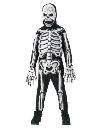 Skeleton costume 3D M
