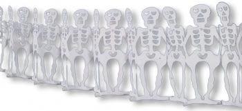 Skeleton Garland