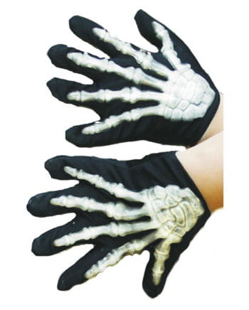 Skeleton Kids gloves