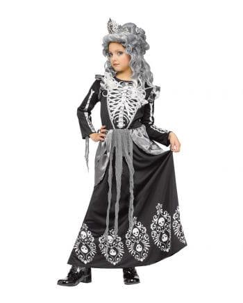 Skeleton Queen Child Costume
