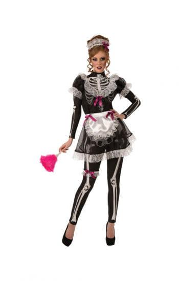 Skelettiertes Hausmädchen Kostüm