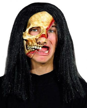 Skinned Skull Halbmaske
