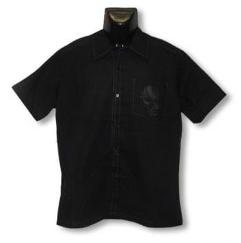 Skull Shirt M