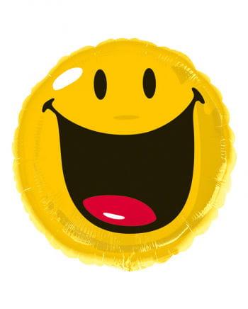 Smiley Foil Balloon