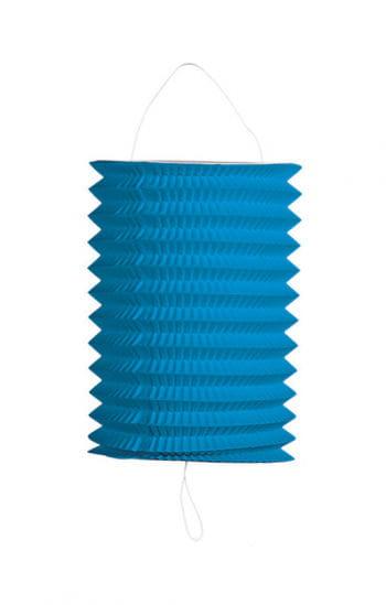 Festtags Lampion blau
