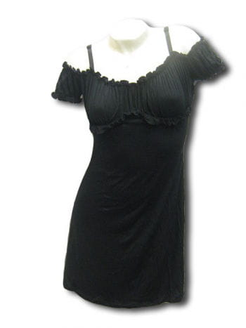 Black Gothic Summer Minidress M