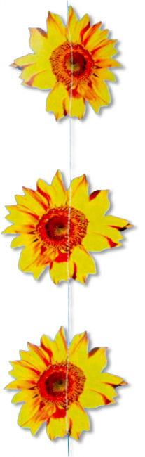 Sonnenblumen Hängegirlande