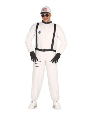 Space Commander astronaut costume