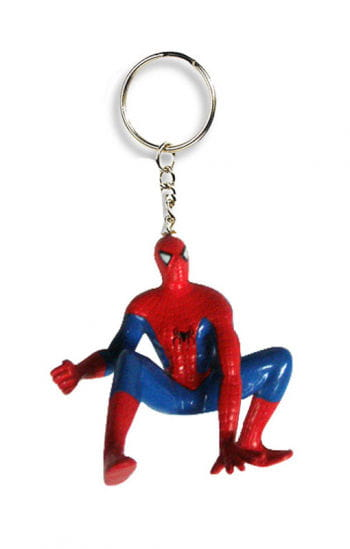 Spider_Man Keychain