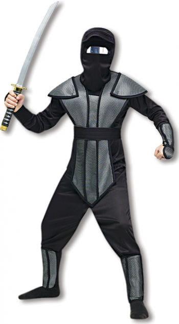 Spiegel Ninja Herrenkostüm