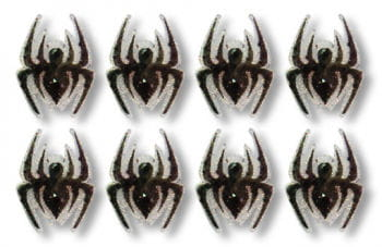 Spider Body Art Tattoos