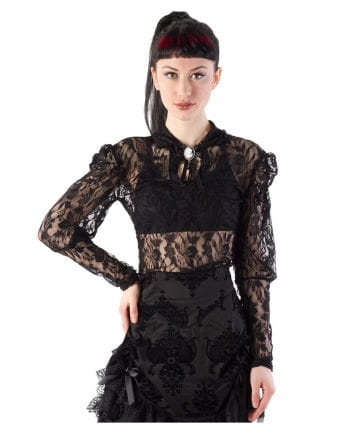 Cameo Lace Blouse