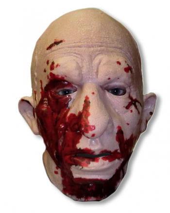 Zombie Maske Splatter Ed