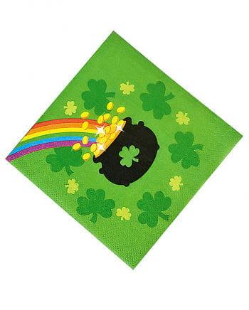 St. Patricks Day Servietten