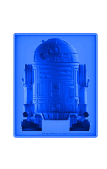 Star Wars R2-D2 Silicone Mold