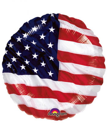Stars & Stripes Folienballon