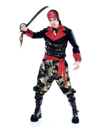 Apocalyptischer Pirate Costume M