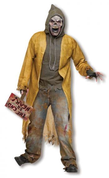 Street Zombie Kostüm