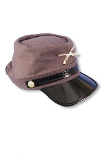 Graue Südstssten Mütze