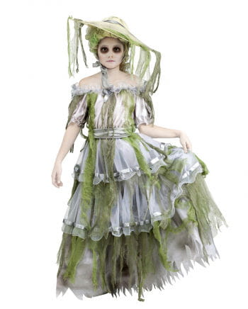 Southern Belle Zombie Child Costume