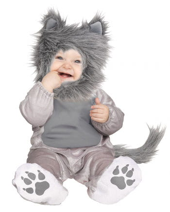 Naughty Wolf Toddlers Costume