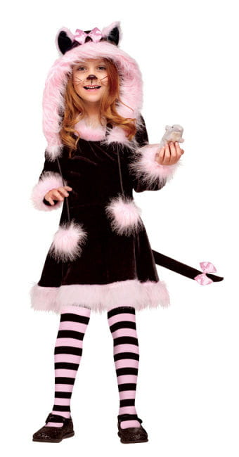 Süßes Kätzchen Premium Kostüm