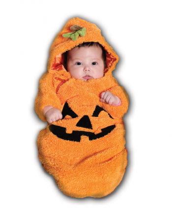 Süßer Kürbis Baby Kostüm