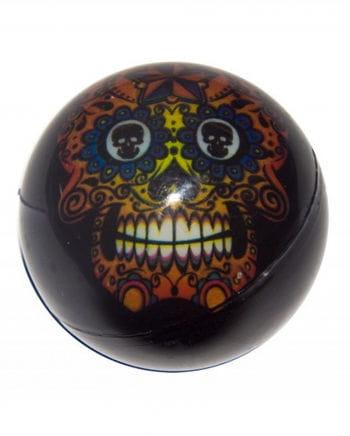 Sugar Skull LED Riesen Glideball